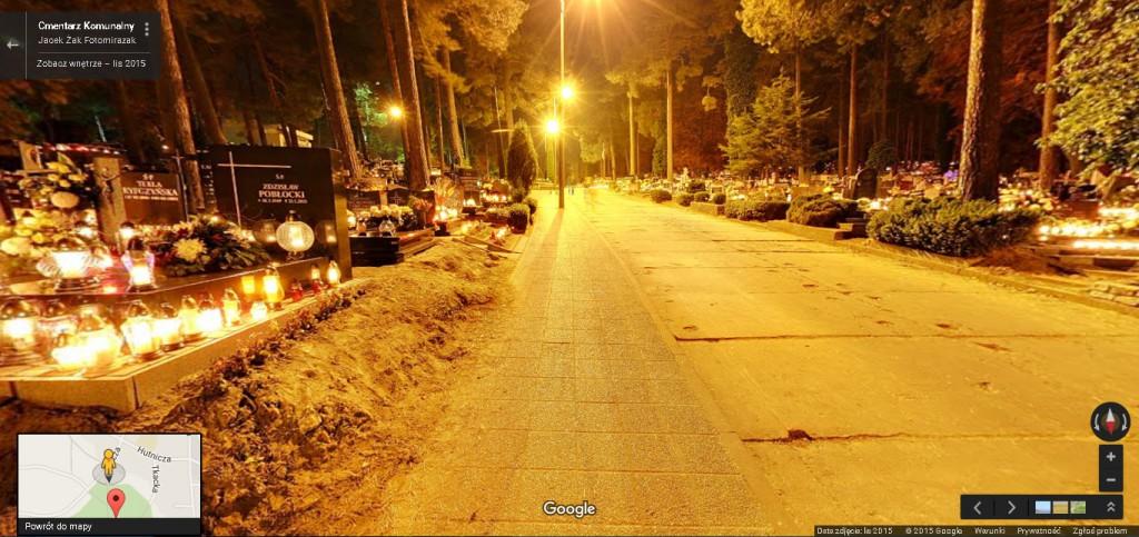 wirtualny spacer od ul. Górniczej