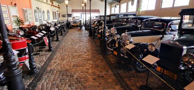Rekomendowany fotograf google – Muzeum motoryzacji
