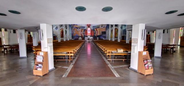 Wirtualny spacer w NMPWW w Rumi