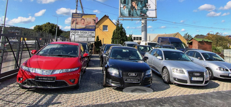 Auto-Welt wirtualny spacer Street View Trusted