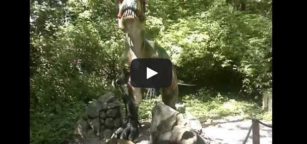 Park Dinozaurów w Malborku